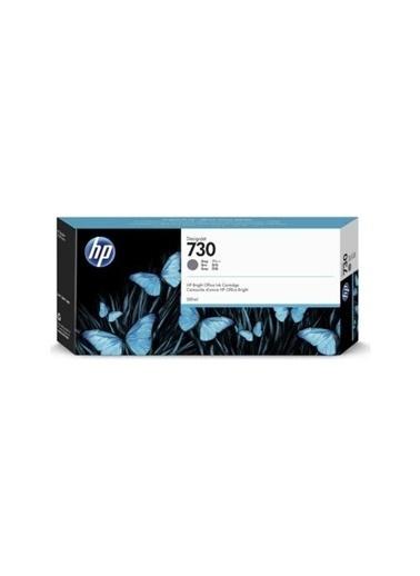 HP Hp P2V72A 730 Orijinal Mürekkep Kartuş Gri